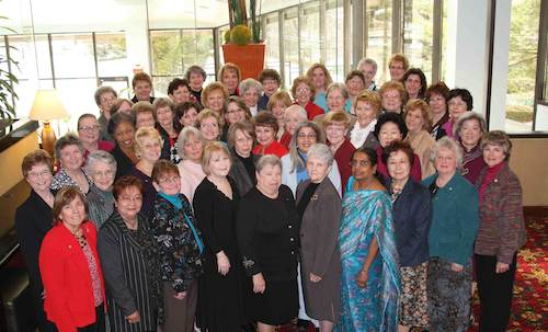 Auxiliary Conferenc eGroupshot