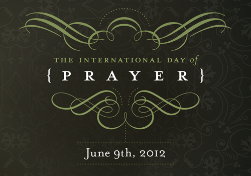 International Day Of Prayer 2012 The Gideons International
