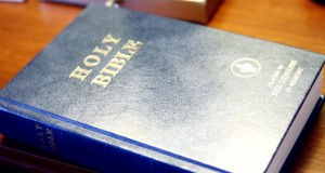 Hotel Bible Gideons