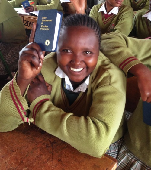 The 2014 Kenya ISB: Speeding Ahead With God's Word