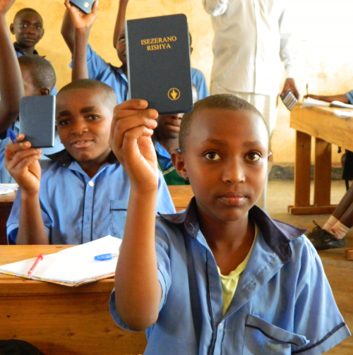The 2015 Rwanda International Scripture Blitz