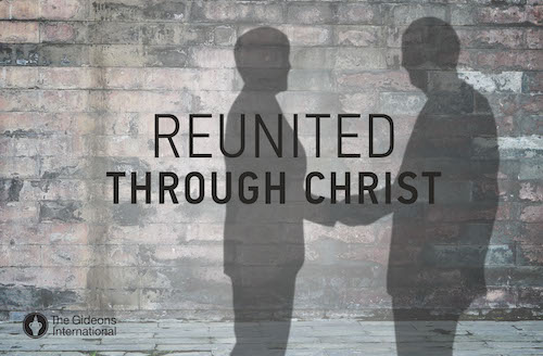 Reunited Through Christ
