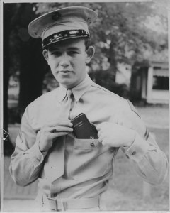 Gideons have been distributing Scriptures to men and women in the armed forces since 1941. Through trusting the Lord and regular time spent in God's Word, a soldier is armed for spiritual battles.