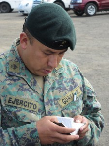 Last year, Gideons placed and distributed over 1.7 million Service Testaments to military in a number of countries, territories, and possessions – from Japan to Latin America.